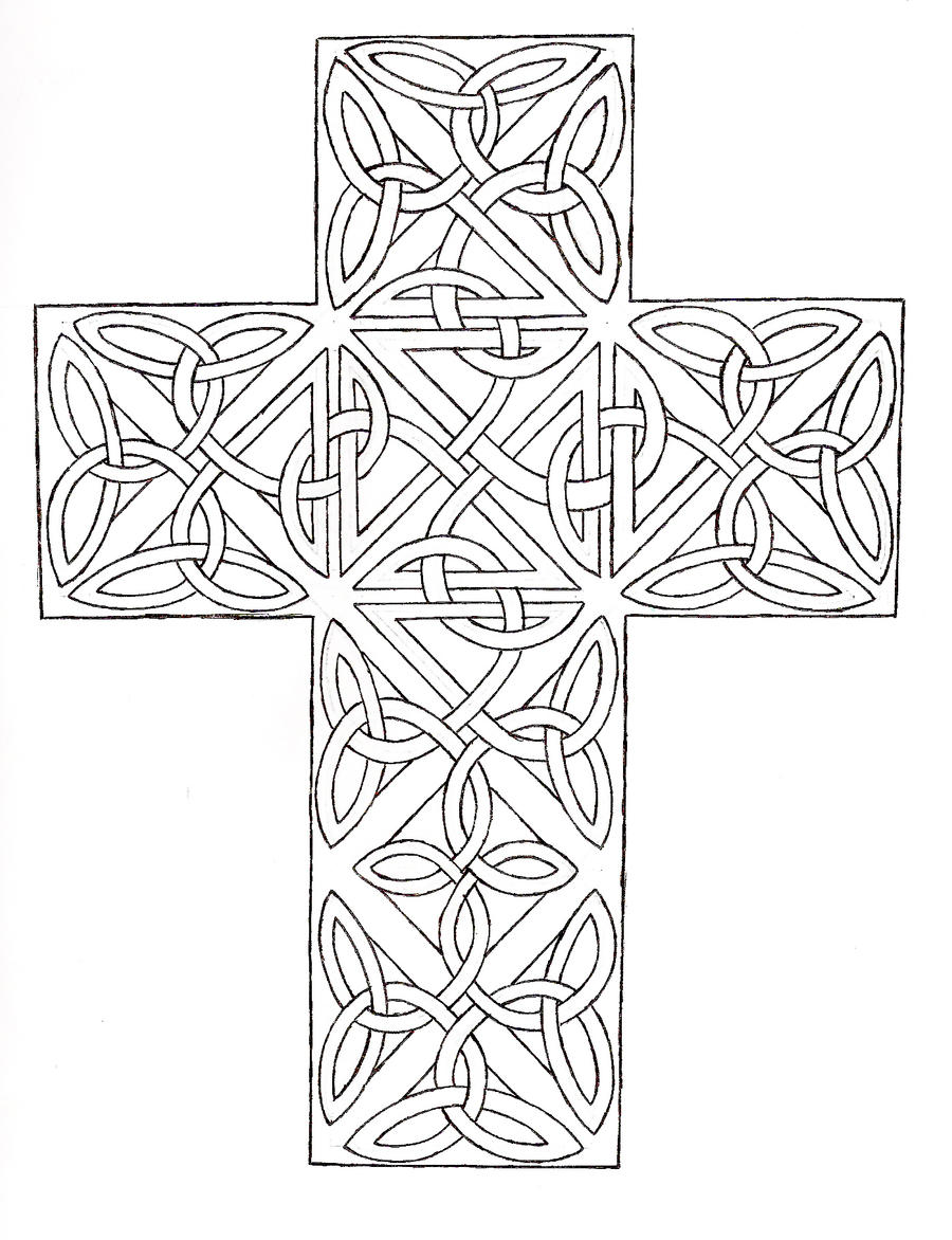 printable celtic mandala coloring pages printable