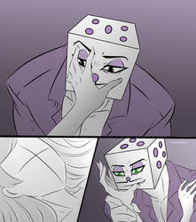 You with king dice by naruto-warriors-oc