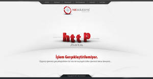 Net Solutions http error page