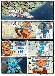 The Clone Wars 01 by brianhorner