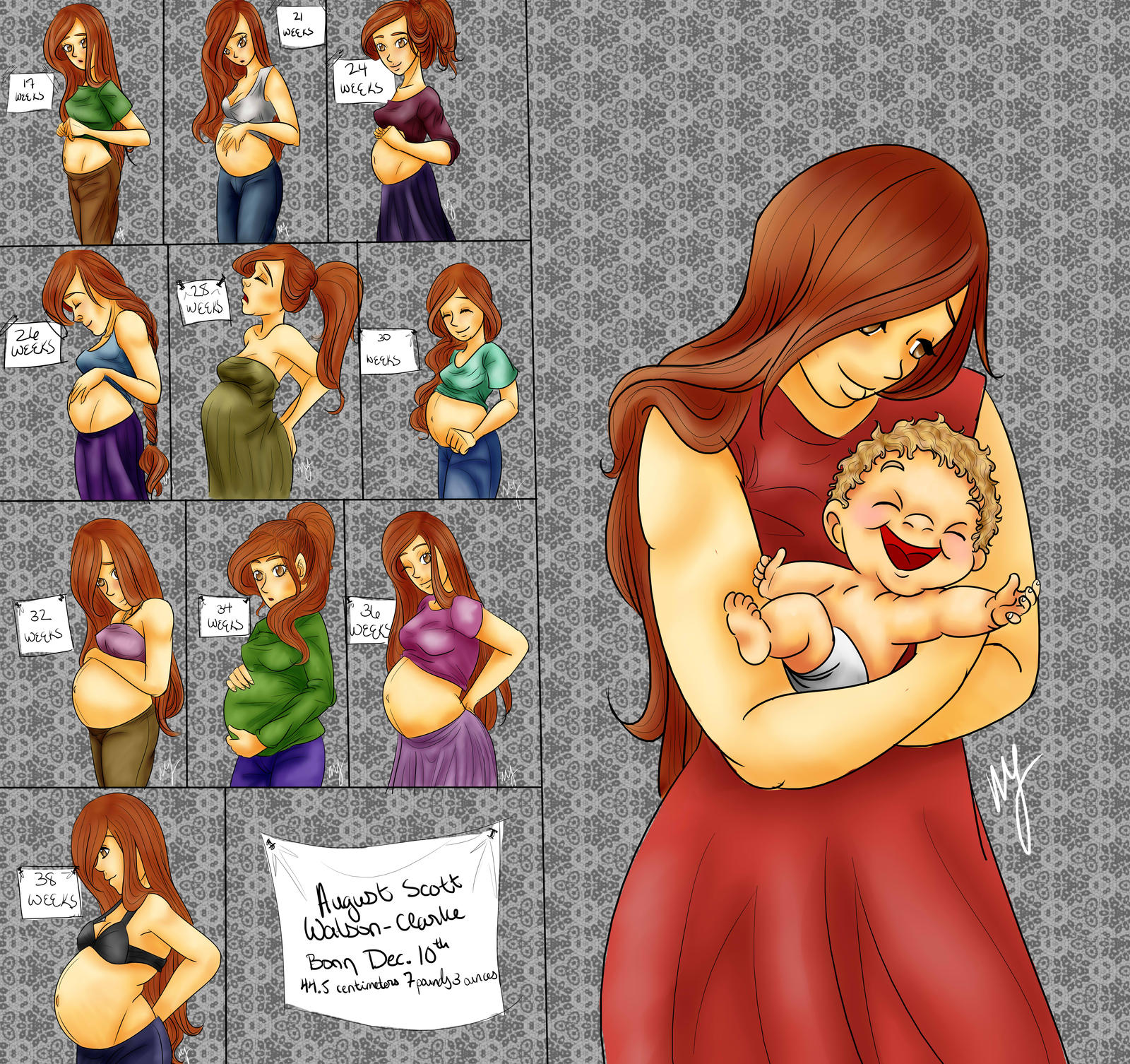 Pregnant Expansion Stories 63