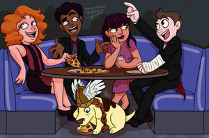 Pizza by Renette-Hollow