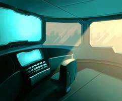 Sci-Fi room
