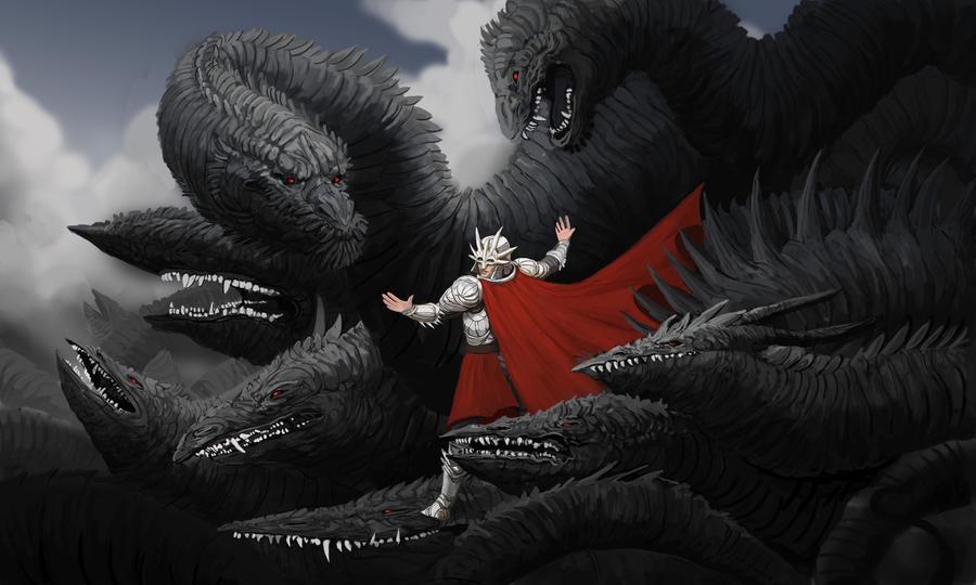 Dragonlord by Zipfelzeus