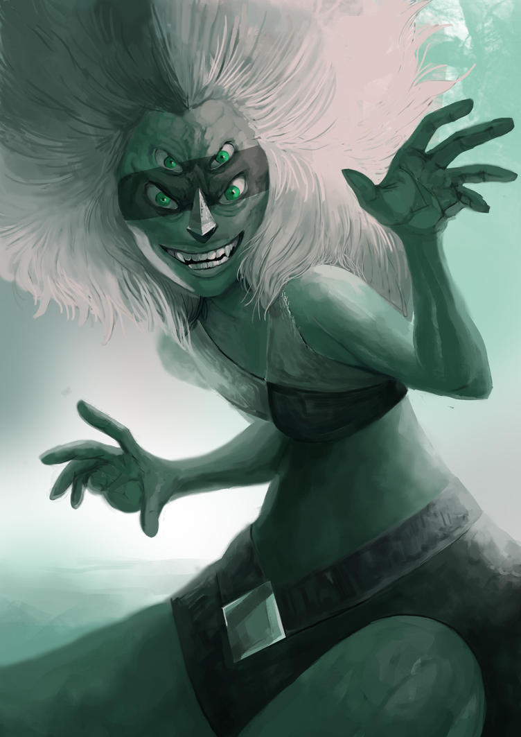 Malachite by Zipfelzeus