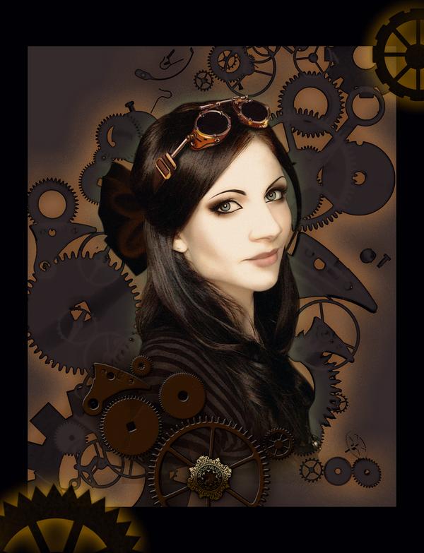 KseniaHarlequin(Steampunk) by KseniaHarlequin