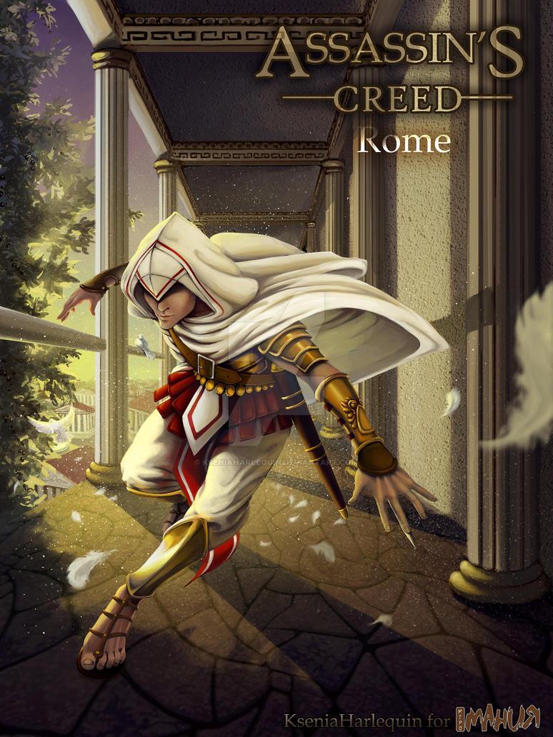 Assassin's Creed by KseniaHarlequin