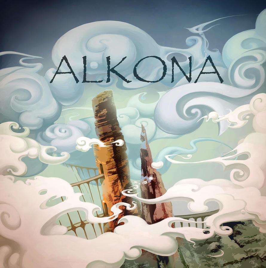 ALKONA by KseniaHarlequin