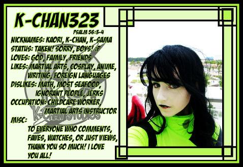 K-chan323's Profile Picture