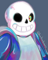 sans undertale by SrCauai