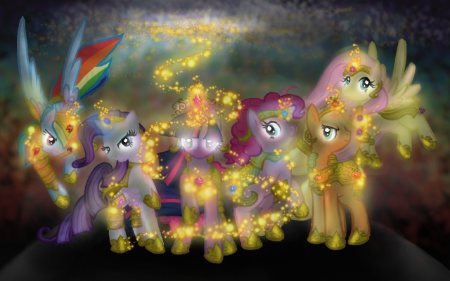 My Little Pony Friendship Is Epic By RainbowJune