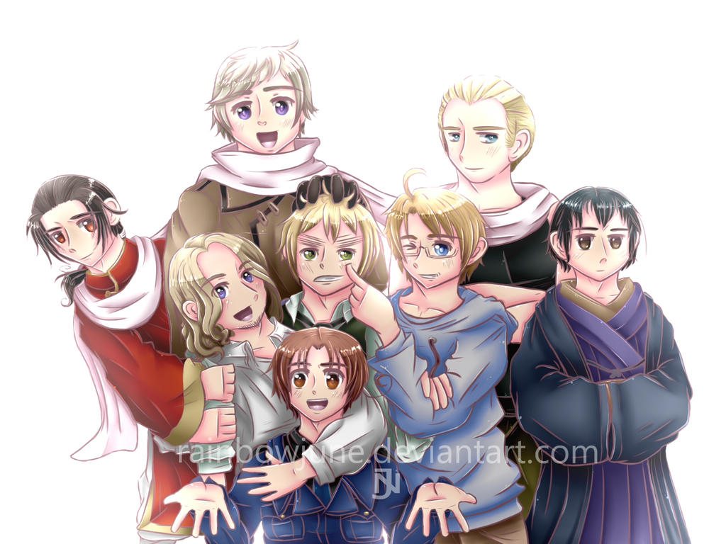 Hetalia axis and allies by rainbowjune on deviantart hetalia axis and allies by rainbowjune publicscrutiny Images
