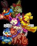 Pokemon Mystery Dungeon: Teams