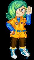 Phoebe: Harvest Moon Animal Parade by Exeidur