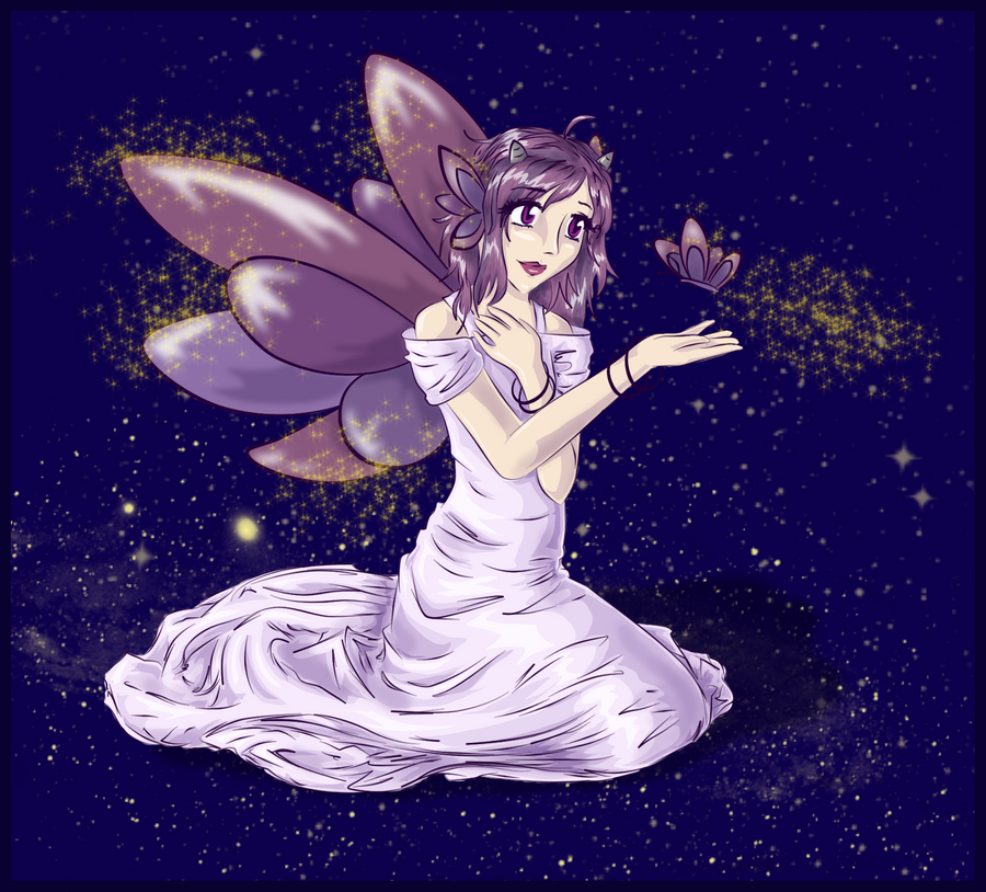 Moonshade Butterfly by THWT