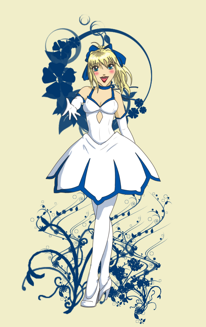 Saber Dress Code by THWT