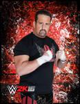 Tommy Dreamer - WWE 2K16