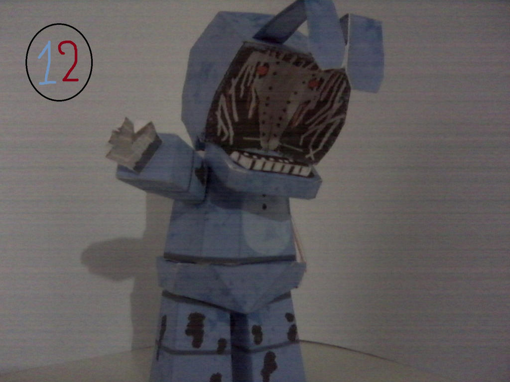 Bonnie Papercraft – HD Wallpapers