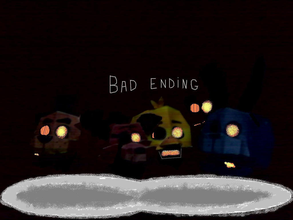 Fnaf 3 Bad Ending By Bbyou Deviantart – Fondos de Pantalla
