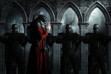 Thou shalt not kill by Vilk42
