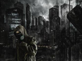 City Lights by Vilk42