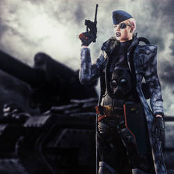 Major Wyrzyk by Vilk42