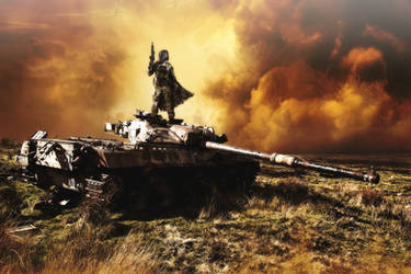 Tank by Vilk42