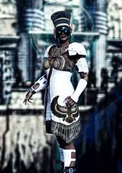 Cyberhotep by Vilk42