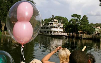 Tom Sawyer, Disneyworld