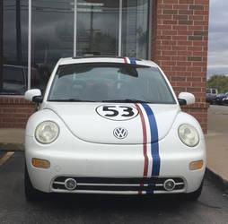 Herbie gets some tires ...