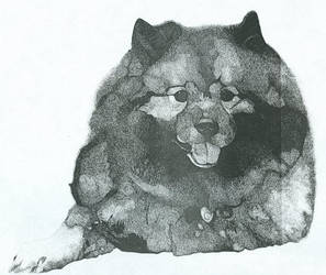 Cosby-pointillism by MasterOfPointillism
