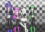 Matching Outfits - Contest Entry by PuppyMintMocha