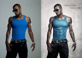 p-one retouch