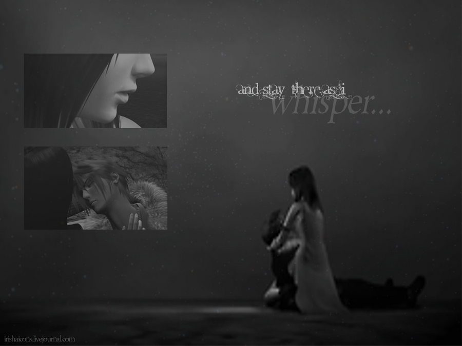 Squall And Rinoa Quotes Squall Rinoa Ffviii by