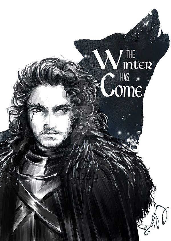 Winter has Come by Rochioo