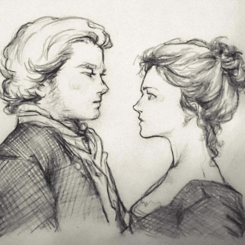 Outlander sketch2 by Rochioo