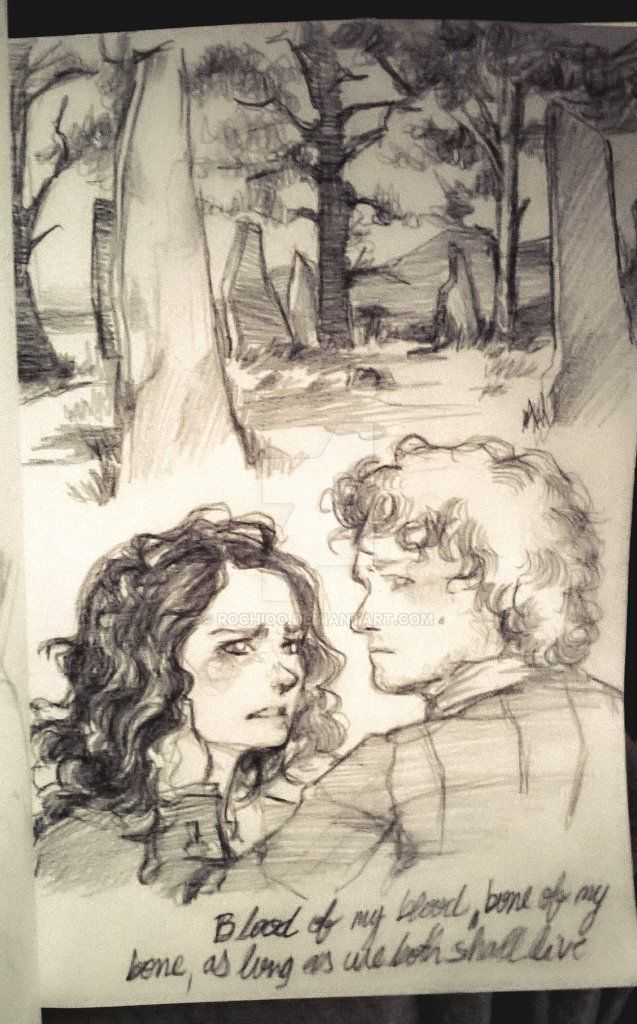 Outlander sketch3 by Rochioo