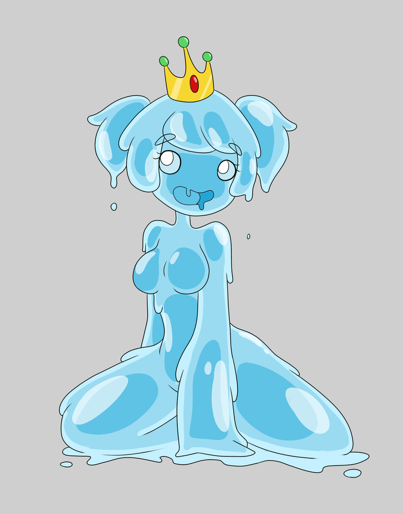 Blue Goo by Scribbles03