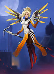 Mercy by KangHaffiz