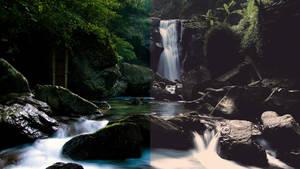 Waterfall Edit.