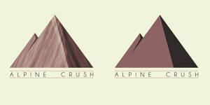 Alpine Crush Logo