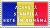 Romanian stamp by MiiSan