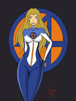 Sue Storm: FF World's Greatest Heroes