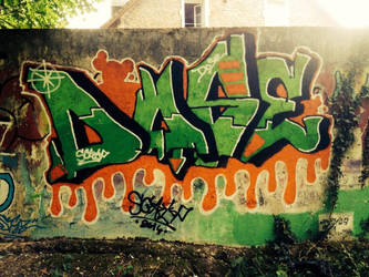 Wall by Scalp-rbr