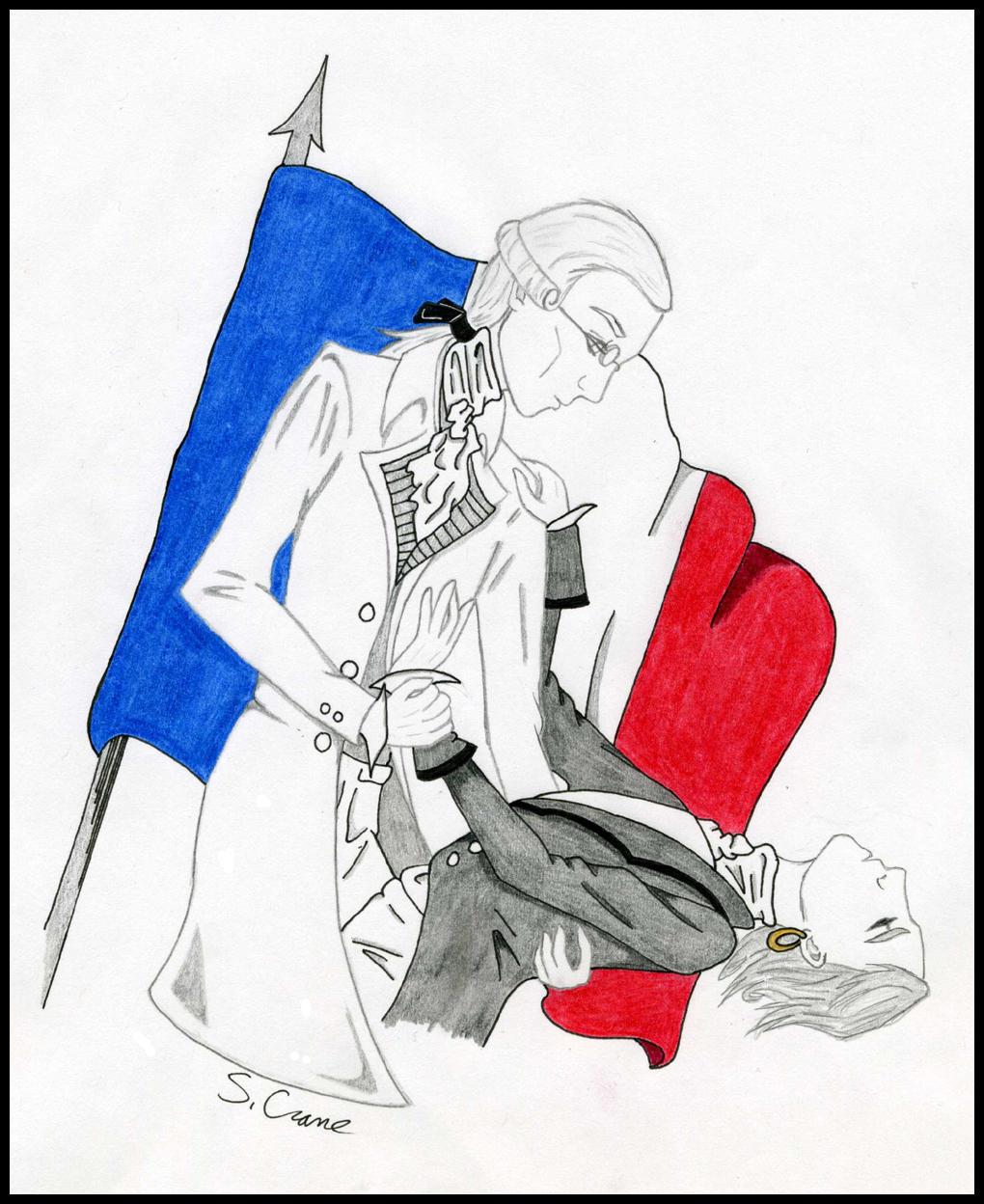 Vive la Revolution by myst-walker-in-gray