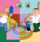The Simpsons vs. Family Guy