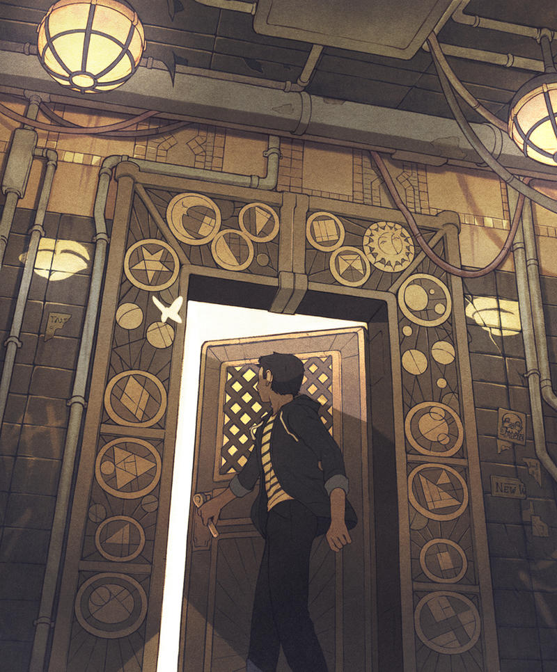 Atlas Obscura by Taijuey