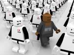 I, Robot - LEGO version