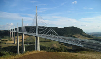 France - Millau Viaduct