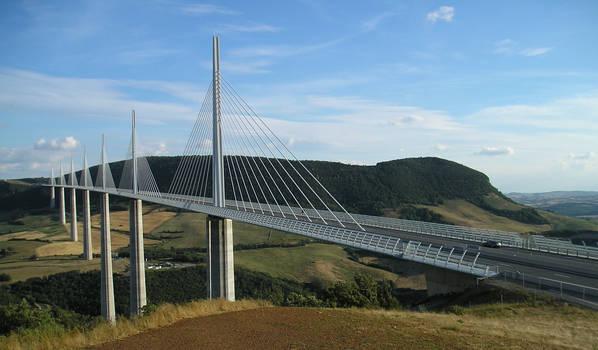 France - Millau Viaduct